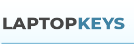 LaptopKey.com Logo